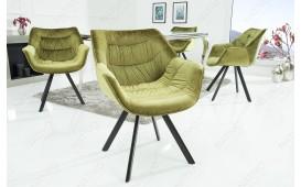 Designer Stuhl SOLACE GREEN