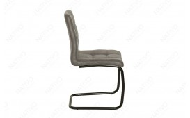 Chaise Design LIVORNO DARK GREY