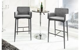 Designer Barhocker TORINO GREY NATIVO™ Möbel Schweiz