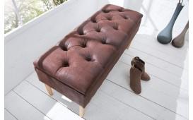 Designer Polsterbank CITADELLA BROWN NATIVO™ Möbel Schweiz