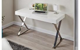 Designer Schreibtisch KELLY WHITE I