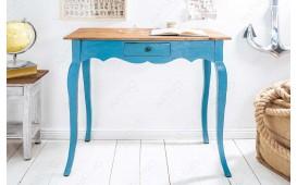 Designer Sekretär ERNEST 80 cm BLUE