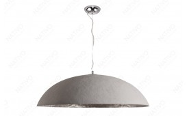 Lampada a sospensione WOK L GREY 50 cm