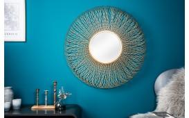 Specchio di design FUTURO L GOLD