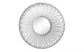 Specchio di design FUTURO M SILVER