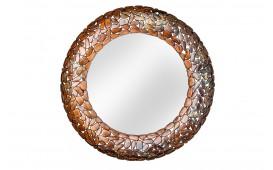 Specchio di design BLOCK GOLD 82 cm