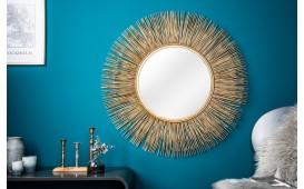 Specchio di design SOLE L GOLD