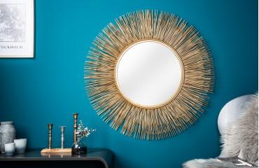 Designer Spiegel SOLE L GOLD NATIVO™ Möbel Schweiz