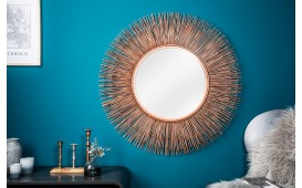 Miroir Design SOLE L ROSE-GOLD