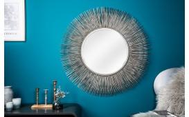 Specchio di design SOLE L SILVER