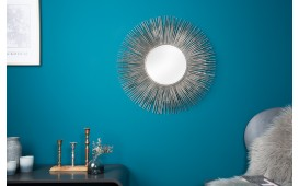 Miroir Design SOLE M SILVER