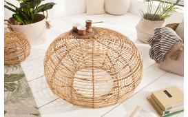 Tavolino di design BAMBUS 70 cm