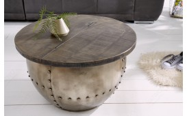 Table basse Design QUORA GREY