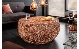 Tavolino di design POCAHONTAS COPPER 80 cm