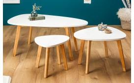 Table basse Design MAN SET 3