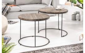 Tavolino di design FIUME SET 2