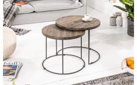 Table basse Design FIUME SET 2
