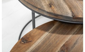 Designer Couchtisch FIUME SET 2 NATIVO™ Möbel Schweiz
