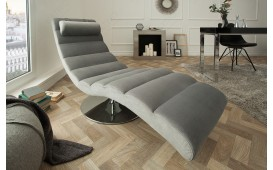 Fauteuil Relax LUXO GREY I