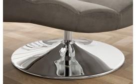 Designer Relaxsessel LUXO GREY I NATIVO™ Möbel Schweiz