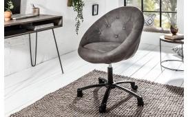 Designer Lounge Sessel STYLE GREY