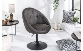 Fauteuil Lounge STYLE GREY I