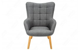 Poltrona Lounge BIG MAN GREY