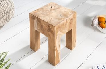 Designer Sitzhocker GRINDER 30 cm NATIVO™ Möbel Schweiz