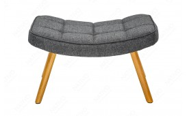 Tabouret Design MAN GREY