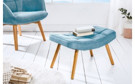 Pouf di design MAN BLUE