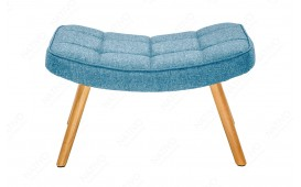 Tabouret Design MAN BLUE