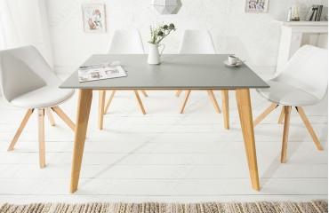 Designer Esstisch MAN GREY 120 cm NATIVO™ Möbel Schweiz