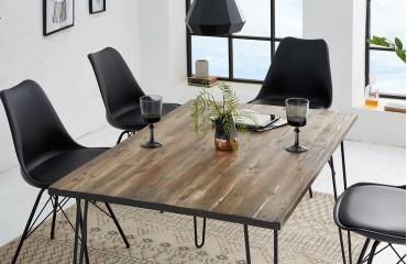 Designer Esstisch RENO BROWN 120 cm NATIVO™ Möbel Schweiz