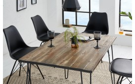 Table Design RENO BROWN 120 cm