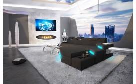 Divano di design NEMESIS MINI con illuminazione a LED e presa USB NATIVO™ Möbel Schweiz