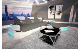 Canapé Design NEMESIS MINI avec éclairage LED & port USB NATIVO™ Möbel Schweiz