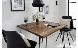 Table Design RENO BROWN 80 cm