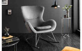 Chaise Design BERGEN GREY