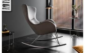 Chaise Design BERGEN GREY