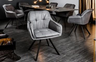 Designer Stuhl MOPE GREY I NATIVO™ Möbel Schweiz