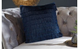Cuscino di design CABARE BLUE