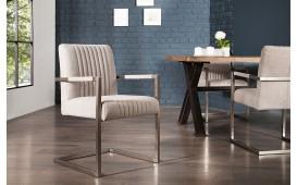 2 x Chaise Design VILLA BIG GREY