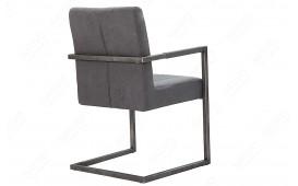 Chaise Design VILLA VINTAGE GREY