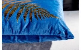 Cuscino di design BOSCO BLUE