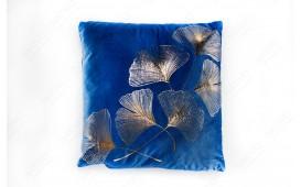 Cuscino di design ERBA BLUE