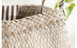 Designer Obstschale BAMBUS 35 cm WHITE NATIVO™ Möbel Schweiz