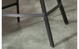 Tabouret de bar RIFLE GREY