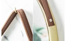 Miroir Design MARIBELL GOLD