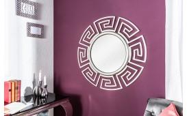 Designer Spiegel MASSIVO SILVER 85 cm NATIVO™ Möbel Schweiz