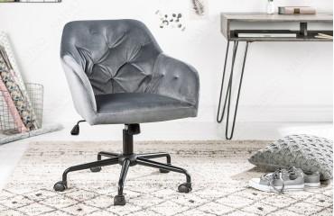 Designer Bürostuhl WADE GREY NATIVO™ Möbel Schweiz
